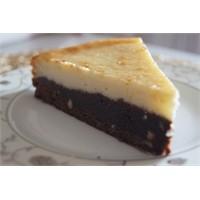 Brownie Cheesecake, İncir Reçeli
