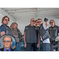 Peter Weller Sons Of Anarchy 6.Sezon'da Rol Alacak