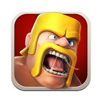 Clash Of Clans İphone İpad Strateji Oyunu