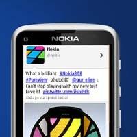 Eski Nokia'lara Twitter Geldi
