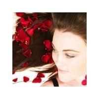 Parlak ve sağlıklı saçlar için özel bitki maskeler