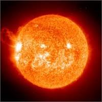 Evrendeki En Büyük Yıldız...