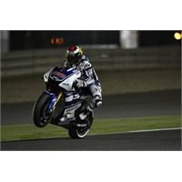 Lorenzo Ve Rossi Çok Hızlı !