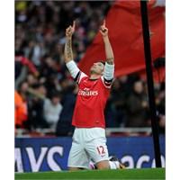 Teşekkürler Boruc: Arsenal 2-0 Southampton