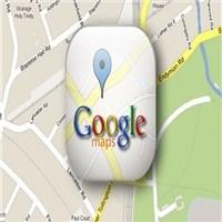 ' Google Maps' Harita Uygulaması Yenilendi