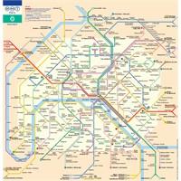 Paris Ulaşım Rehberi, Hızlı Trenler, Metro, Havaal