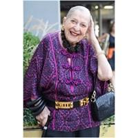 101 Yaşındaki Stil İki Kadından Güzellik Gizleri
