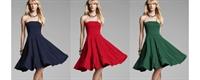 Straples Elbise Modelleri