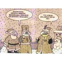 Noel Baba Muhteşem Yüzyılda Olsaydı!