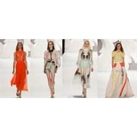 Moda Haftalarından İlkbahar- Yaz Trendlerine Dair
