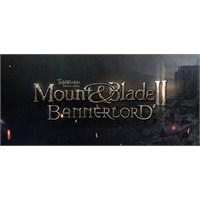 Mount& Blade II: Bannerlord'dan Bir Görüntü!