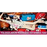 Yıldızların Markası İstanbul'da!
