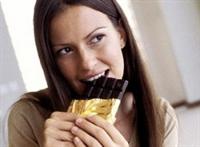 Birkaç Parça Siyah Çikolata Mucizeler Yaratabilir!