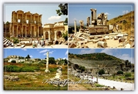 Efes Antik Kenti [tarihi – Eserleri – Kuruluş Efsa