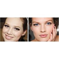 2012 Makyaj Trendi: Mükemmel Güzellik