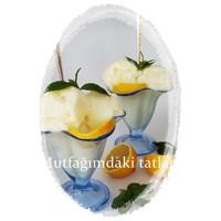 Yoğurtlu Limonlu Dondurma