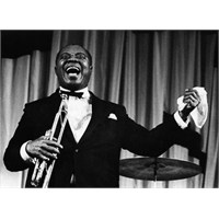"Konser: Louis Armstrong ""Live İn Belgium 1959"""