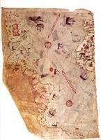 Piri Reisin Haritası