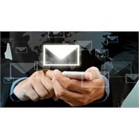 Tüketici Ve E-posta İlişkisi