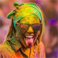 2012 Renk Festivali'nden Renkli Portreler