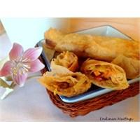 Karidesli Çin Böreği Tarifi - Endinin Mutfagi