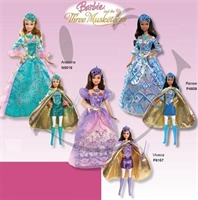 Barbie-üç Silahşörler