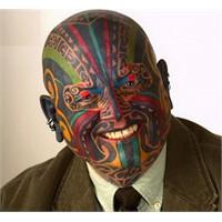 Dünyadaki En Çılgın Ve Tuhaf Dövmeler
