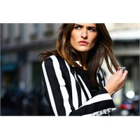 Fashion Style:stripes // Çizgili Modası