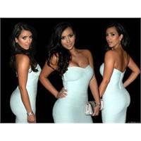 Kim Kardashian'dan İri Basenli Kadınlara 5 Tüyo