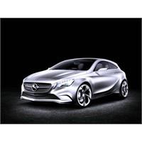 2012 Mercedes-benz A-class Concept