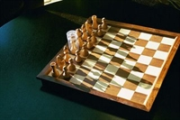 Satranç Oyunu İçinde Akla Gelen Kolay Geometri