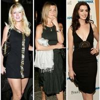 Zariflik Şıklık Siyah Elbise Modellerinde