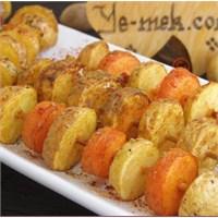 Çubukta Taze Patates Kızartması (Resimli Anlatım)