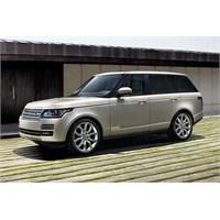 2013 Range Rover 17 Resmi Fotoğrafları Sizlerle