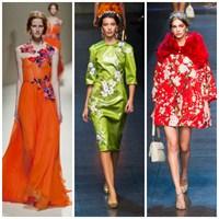 Milano'dan 2014 İlkbahar Yaz Moda Trendleri