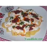 Yemekhobi Patates Borani