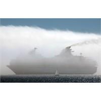 Gemiler Sisli Havalarda Nasıl Giderler?