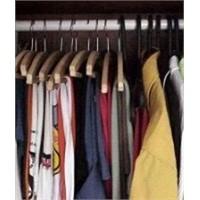 Kıyafetlere De Bir Düzen Getirin
