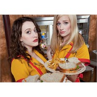"""2011-2012 Sezonu Yenileri 3 – """"2 Broke Girls"""""""