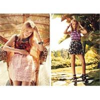 Girly Teen Stili modası