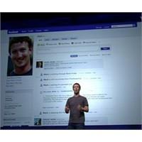 Facebook'da Tarihi Değişim (Video)