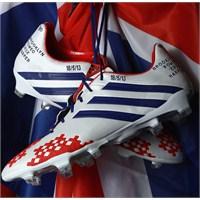 Adidas'tan Beckham'a Anlamlı Veda
