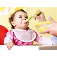Bebeklerde Gaz Yapan Yiyecekler