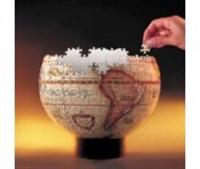 3 Üyemize Üç Boyutlu Antik Dünya Yapbozu