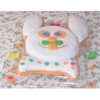 Tavşan Çocuk Pastası