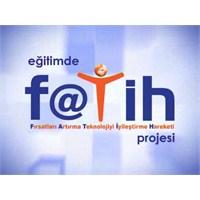 Üniversitelerden Fatih Projesi Raporu