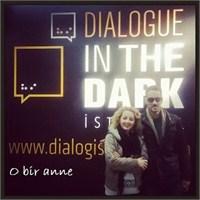 Eşsiz Bir Tecrübe..Karanlıktadiyalog