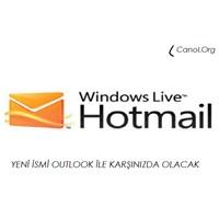 Hotmail Tarih Oluyor !