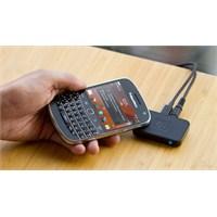Blackberry Music Gateway Tanıtıldı
