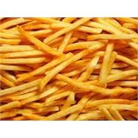 Çıtır Çıtır Patates Kızartmak İster Misiniz?